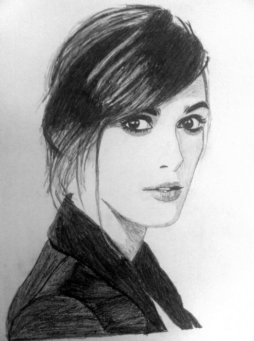 Keira Knightley by manonw08